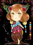 Adoptable Auction:Guardian of The Forest(CANCELED) by kaonashee