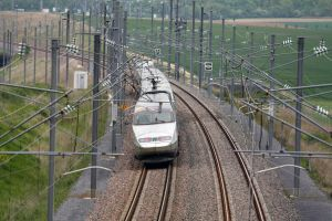 High Speed Train 1 by spacemaker94