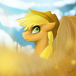 50 shades of hay by Flutti