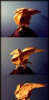 Origami Gryphon by Richi89