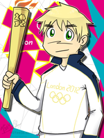 London 2012 Olympic games by NSYee36