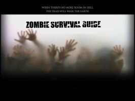 Zombie Survival Guide by taylorcavanagh