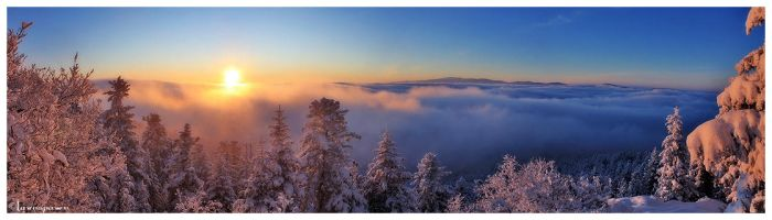 Sun is Rising Above... by FlorentCourty