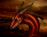 Red Dragon by Moongirl18