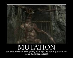 Mutation by WeskerFangirl92
