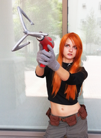Kim Possible by CompassLogic
