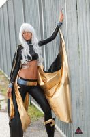 cosplay Storm -9 by sadakochan87