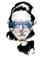 Bono Vox by ImRoGeR