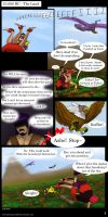 Rescue the Girl! Page One by meroe1313