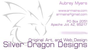 My Business Card by armaina