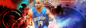 Jameer Nelson Signage by burakdesign