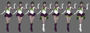 SailorXv3 - Sneak Peek 31 - SKIRTS by SailorXv3
