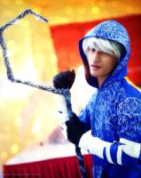 Jack Frost Cosplay :3 by Aorko