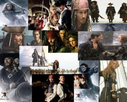 Pirates of the Caribbean by pietsio