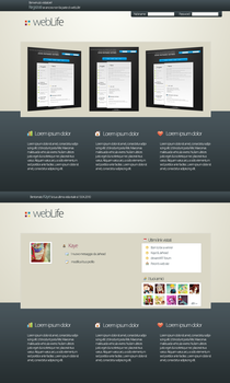 Progetto Web Life by DevilKaye