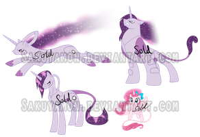 PokePony Adoptables14 by Sakuyamon