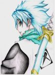 Toushirou Hitsugaya - Bleach by Say0Hitsugaya