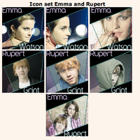 Avatar set Emma and Rupert by Ditalion
