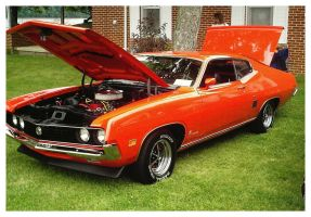 1970 Ford Torino Cobra GT by TheMan268