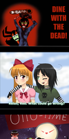 Episode Two: Dine With the Dead! by teacupballerina