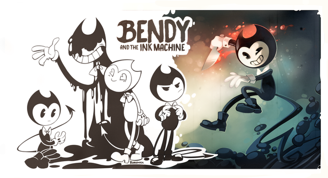 Bendy and the Ink Machine by Rurushich