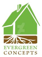 Evergreen Concepts Logo by Lish-55