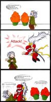 Surprise attack by caycowa
