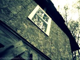 365 Project-Day 49: Tree House by hourglass-paperboats