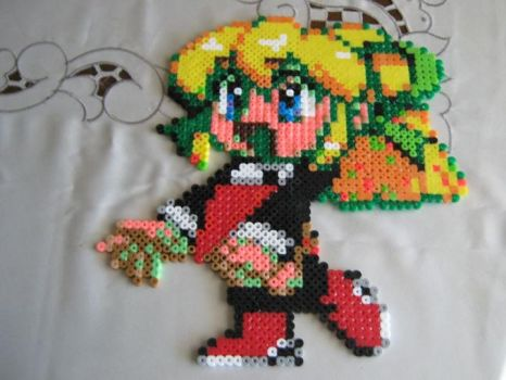 Perler Beads Roll by ericgant