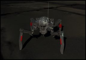 CnC Terrordrone by Baerkoff