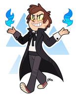 Bipper by OEmilyThePenguinO