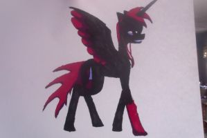Assasin follow the beat pony form by QuestionTheDragon