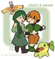 kawaii no pokemon by nekojindesigns