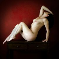 .: Red III :. by Dave-Ellis