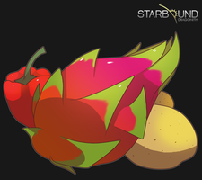 Starbound - Agriculture (Dragoknight) by Dragonith