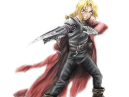 The Fullmetal Alchemist by Prothean290