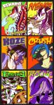 Back Issue Badges by squeedgemonster