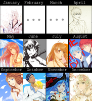 2012 Summary by ShiroNiji