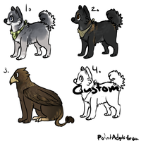 Customs by PointAdoptsforyou