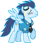 Soarin's Suit by NimbusThePoni