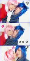 Sonamy shots by Amy by NyappyMisako