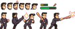 Delinquent Sprites by iSohei