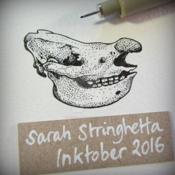 Inktober 2016 day 21 by saraquarelle