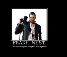 Frank West by ZergRex