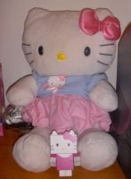 Hello Kitty by EliseIsVain