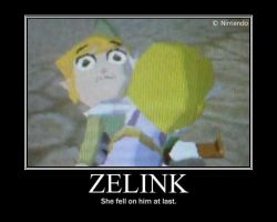 MP - Zelink by HikariMichi
