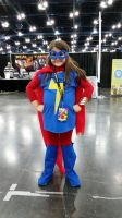 Comicpalooza 2015 - Ms Marvel cosplay by Imperius-Rex