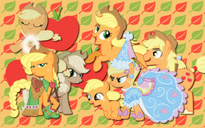Apple Jack Everywhere WP by AliceHumanSacrifice0