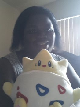 Me and Togepi by bcfoster12