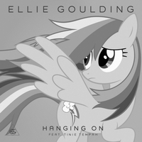 Ellie Goulding / Tinie Tempah - Hanging On (RD) by AdrianImpalaMata